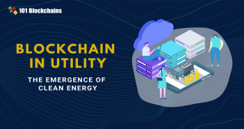 blockchain in utility