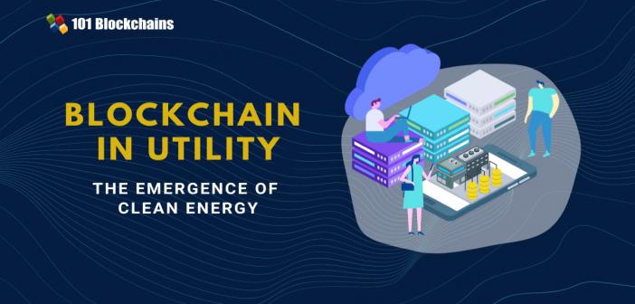 blockchain in utility