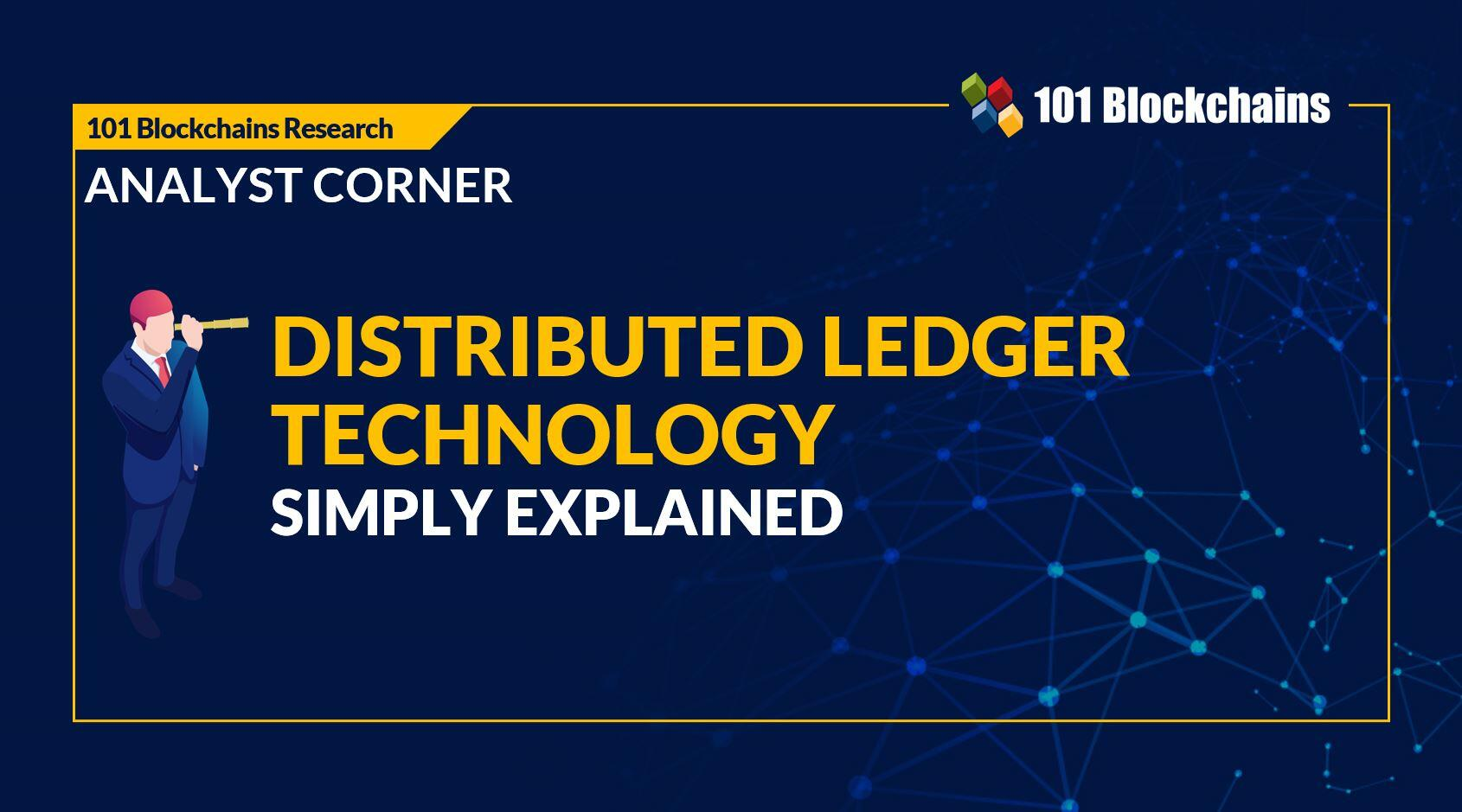distibuted ledger technology