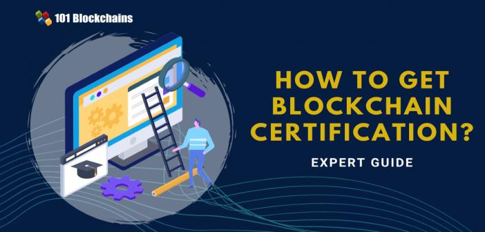 get blockchain certification
