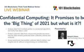 Confidential Computing Webinar