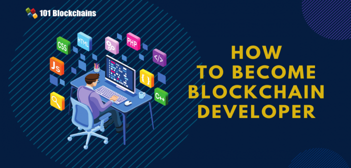 become blockchain developer