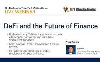 DeFi and the Future of Finance Webinar