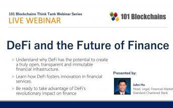 DeFi and the Future of Finance Webinar