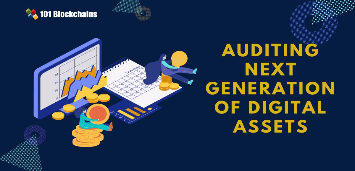 auditing digital assets