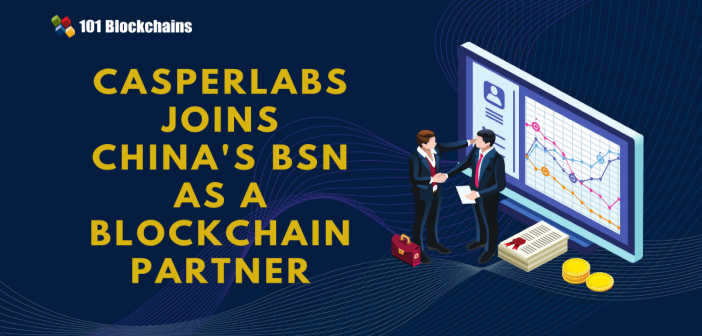 casperlabs bsn partnership