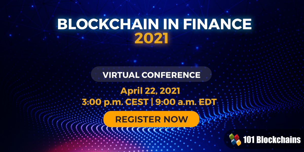 Blockchain in Finance 2021 Conference