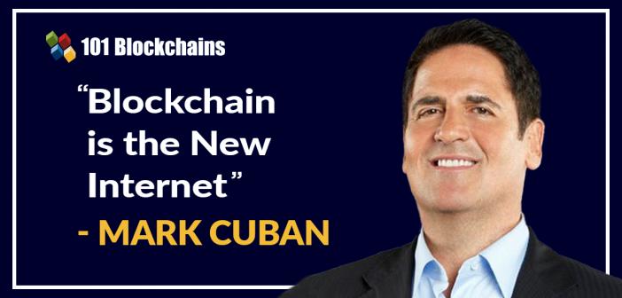 blockchain is the new internet