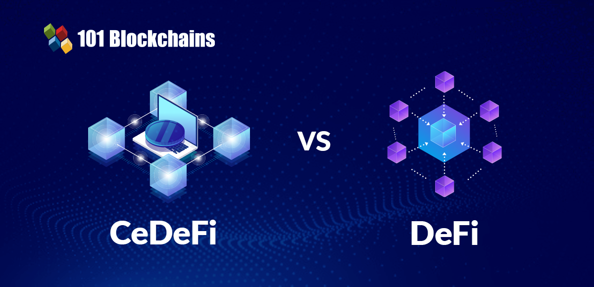 CeDeFi vs DeFi
