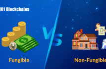 fungible vs non-fungible tokens