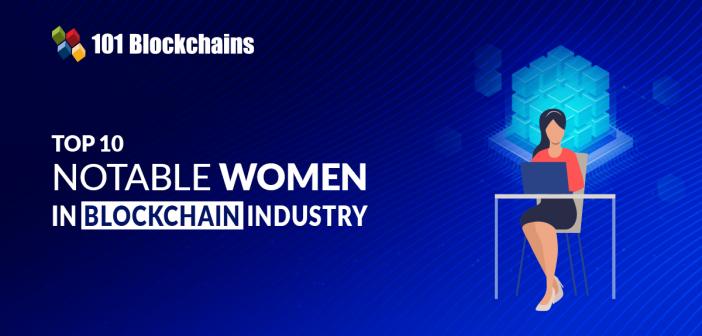 women in blockchain