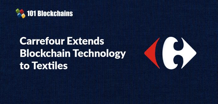 blockchain to textiles