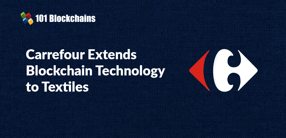 blockchain to textiles