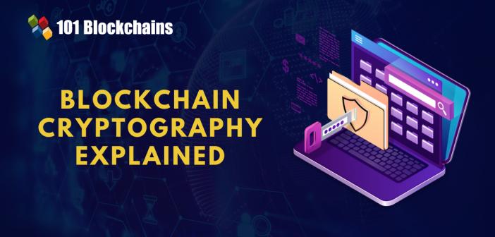 blockchain cryptography