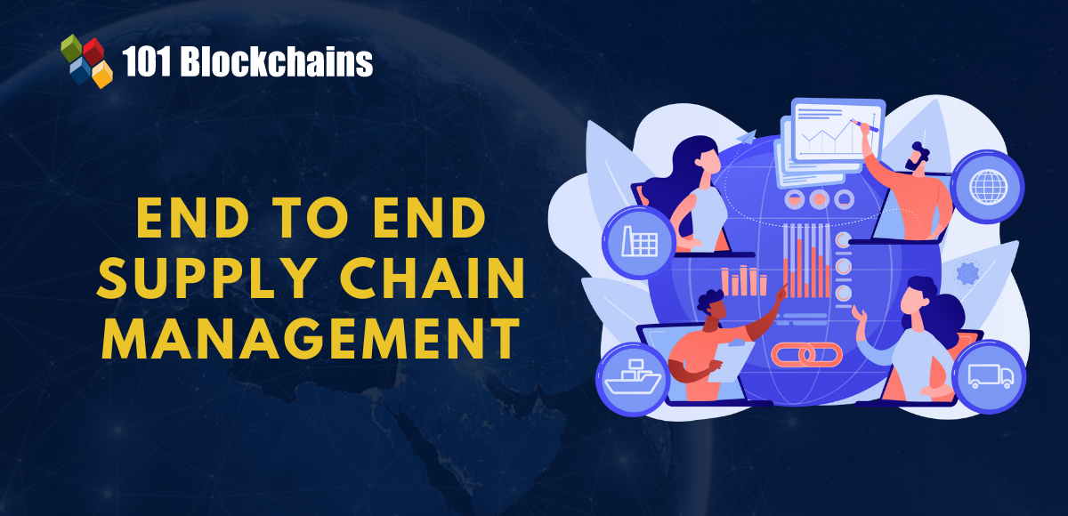 end to end supply chain management