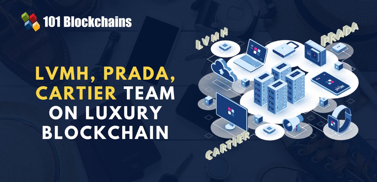 blockchain for luxury goods