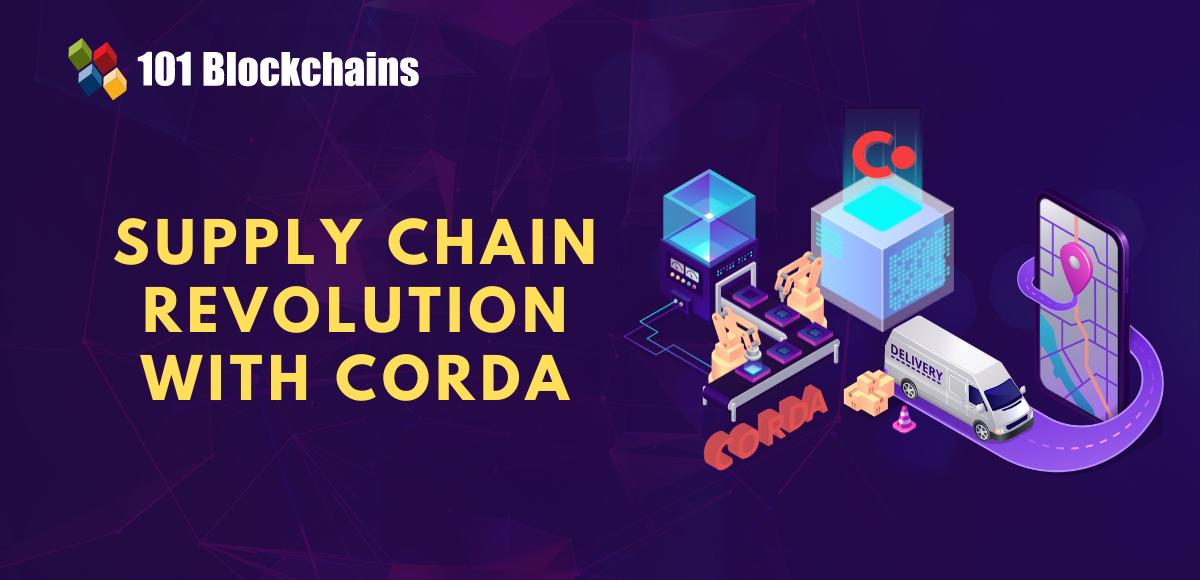 corda supply chain