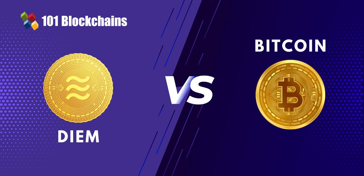 Diem vs Bitcoin