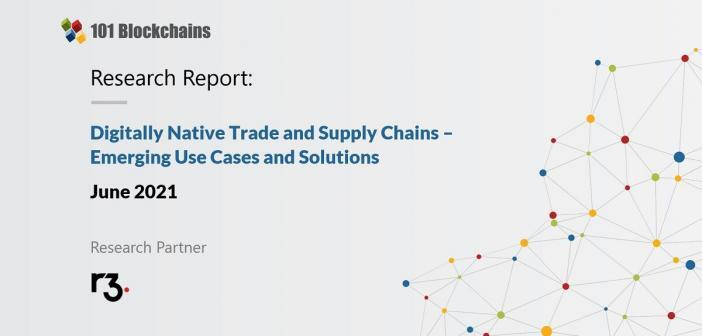 research report digitally native trade and supply chain