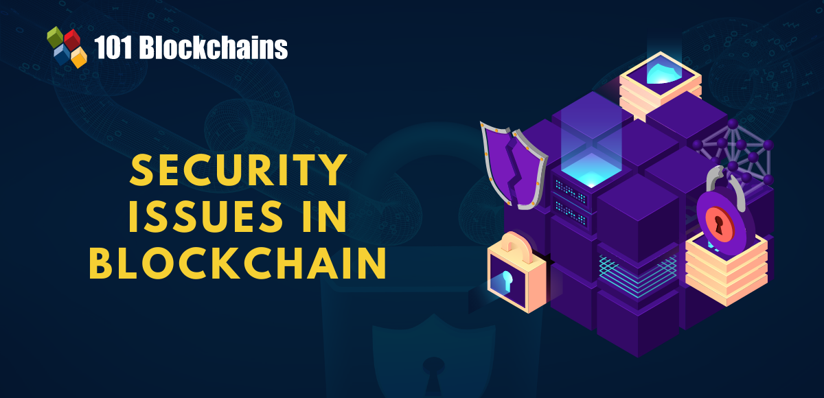 blockchain security issues