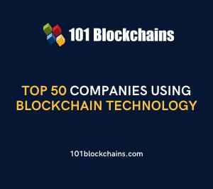 List of Top 50 Companies Using Blockchain Technology
