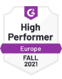 High Performer Europe & Asia Pacific