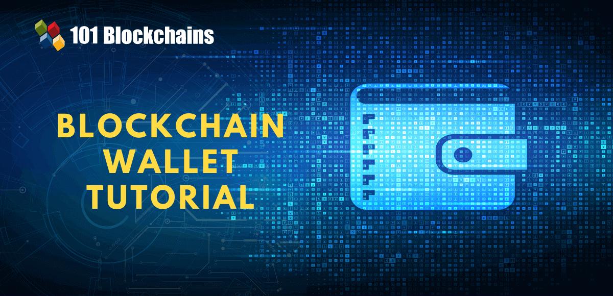blockchain wallet tutorial